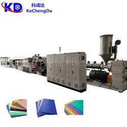 Пластиковые PP/PC/PE/PVC полой Grid лист/Плата /плиты или панели экструзии линии/производственной линии/выдавливание бумагоделательной машины
