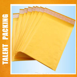 Mailer Sacos para embalagem de papel de impressão de embalagens Envelope bolha