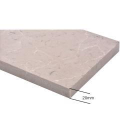 La piedra con incrustaciones de mármol con incrustaciones en la mesa de comedor antiguo de mármol de trabajo