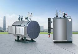 Elevadores eléctricos de Caldeiras para aquecimento de águas balneares