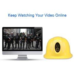 3G 4G WiFi Bluetooth GPS 1080P Satety шлем водонепроницаемая видеокамера наблюдения за полицейского органа камеры