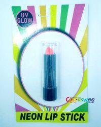 Non-Toxic fiesta de Halloween maquillaje Cara Cara Kit de Pintura Pintura labial neón brillan en la oscuridad.