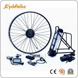 Dois anos de garantia 36V 250W E Bike Kit de conversão elétrica de aluguer de bicicleta