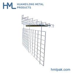 Almacenamiento de acero de metal de alta calidad Separador de malla de alambre para techado