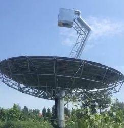 Collector van het Type van Schotel van Csp de Parabolische Zonne Thermische met GPS het Volgen voor 10 - 20 Van de kW- Macht