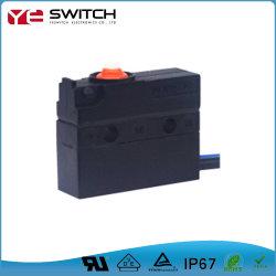 À prova de qualidade UL vedadas à prova de Micro-interruptor electromecânico para carros