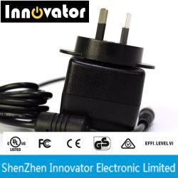 Hot Plug-in de 13,5 W Adaptador de energia para comutação intercambiáveis