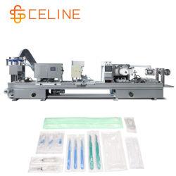 اللوازم الطبية البلاستيك الناعم آلة التغليف المحلجة / القطن / البصل / المحقنة / القسطرة