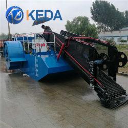 Nettoyer la rivière machines--l'eau automatique complet de la récolteuse de coupe de mauvaises herbes