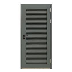 Feuer-Nenntür-feuerfeste Stahltür mit Panel