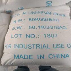 99,5 % Oxyde d'aluminium calciné pour la production de céramique