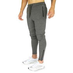 2018 Commerce en Gros Personnalisé Workout Man Pantalons de Survêtement de Remise en Forme Conique Coton Slim Fit Une Salle de Gym de Jogging Pantalon