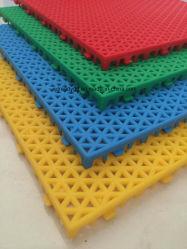 Pavimentazione multiuso di collegamento dell'interno durevole antiscorrimento di sport della pavimentazione del PVC