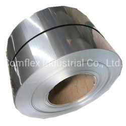 SUS/AISI (201/304/321/316) 2b fini acier froid plaque en acier de tôle en acier de bobine Factory Direct bande en acier inoxydable d'alimentation