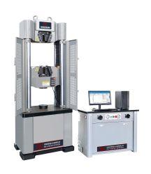 Wew computer acciaio barra di armatura idraulica universale prova di trazione