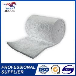 fibra di ceramica termoresistente 1260c con la coperta di isolamento del forno della pizza del di alluminio