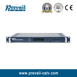 CATV Re-Multiplexer Digital côté tête, vérin Ts avec sortie IP