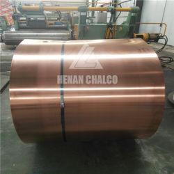 CCA alumínio revestido de cobre China tira da bobina