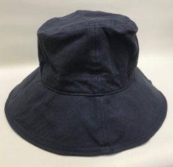 Le linge de coton à la mode personnalisé le godet Hat pleine doublure avec fil en métal doux à ras bords