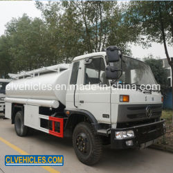 شاحنة خزان وقود Dongfeng 153 4X2 12000L لسوق أفريقيا