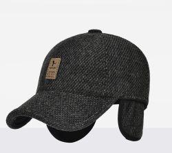 남자의 귀 머프 모자 옥외 운동은 야구 모자를 데운다