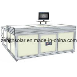 Módulo do Painel Solar PV Teste Crack equipamentos da linha de produção EL testador com célula solar
