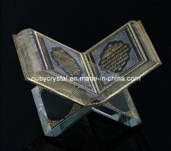 Crystal Coran Cadeau souvenir religieuse islamique pour la décoration