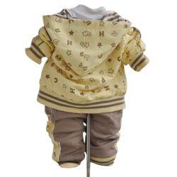 Новый летний хлопок малыша одежду устанавливает