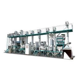 Conjunto completo de 20-30 Tpd moinho de arroz do Conjunto Completo de equipamentos de moagem de arroz de máquinas agrícolas