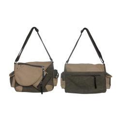 حقيبة رياضية من القماش بأسلوب بسيط - 2013.33