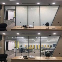 PDLC Smart Film Privacy vetro elettrico Smart autoadesivo commutabile Tinta finestra per bagno home Office e sala riunioni