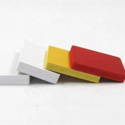 PVC de 6 mm de Alta Qualidade Folha Celuka Fábrica da placa de espuma de PVC rígido 1-40mm placa decorativa