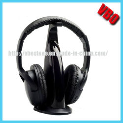Qualität fertigen Bluetooth drahtlosen Kopfhörer-Kopfhörer kundenspezifisch an