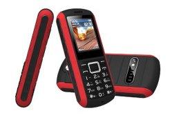 Untere Stufe Floating IP67 2SIM Quad Bands Rugged Phone (UR-03T)