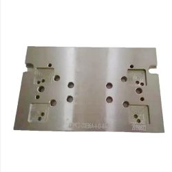 La précision de la machinerie en métal anodisé CNC Usinage de pièces pour le ménage produit