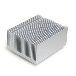 Настраиваемые алюминиевый профиль радиатор охлаждения плиты из листового металла Fin штампованный алюминий профиль
