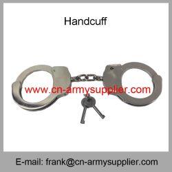プラスチック手錠をかけ鋼鉄は手錠をかけ足に袖口手錠をかける手錠をかけ蝶番を付けた