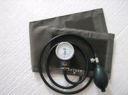 품질 높이 Aneroid sprhygmomanometer MC-20d/Gauge