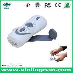 Динамо выживания фонарик с радио зарядное устройство для мобильных телефонов (XLN-283A)