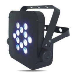 12X10W 4in1 평면 LED PAR Light