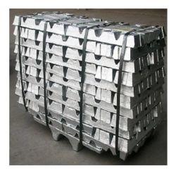 Suministros de fábrica de bajo precio pero alto lingote de Zinc puro metal