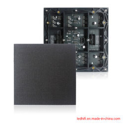 P2.5 LED 디스플레이 모듈 실내 RGB 풀 컬러 LED 디스플레이 1/32 스캔 160 * 160mm LED 모듈