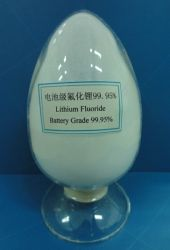 El fluoruro de litio de grado técnico