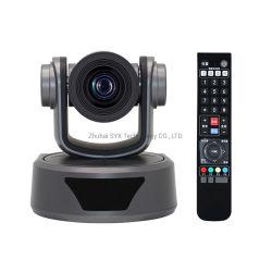 Videocamera del flusso del professionista della videocamera USB3.0 1080P 20X HD di chiacchierata di congresso completo in tensione di radiodiffusione