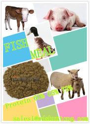 Farina di pesci con ad alta percentuale proteica per l'alimentazione del pollame