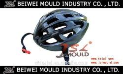 Personnalisé casque de vélo d'injection du moule en plastique