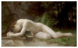 مشهورة فنّان [أيل بينتينغ], الرائعة [أيل بينتينغ] نسخة, [بيبليس-] ([1884رس]) - وليام [أدولف] [بووغرو]