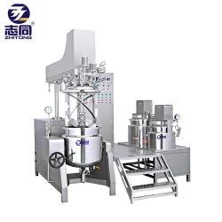 300L hydraulique de levage de chauffage Électrique Type de machine vide homogénéisateur émulsifiant