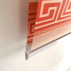Último projeto Zebra tecido cega Cortina Zebra para a decoração do escritório