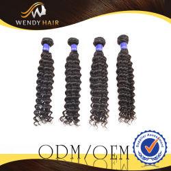 Douce et belle vierge Remy Malaysian Afro friser les cheveux